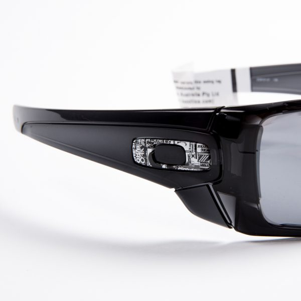 Oakley Batwolf Black Ink Prizm Black Iridium lens (9101-57)