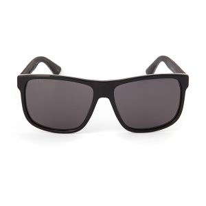 Gucci 010 Gloss Black Matte Black Grey (010-001)