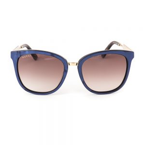 Gucci 073 Blue Gold Brown Gradient (073-005)