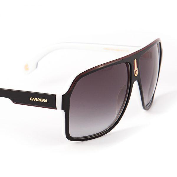Carrera 1001 Gloss Black White Grey Gradient (1001-80S)