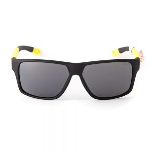 Bolle Brecken Floatable Polarised Matte Black Yellow Grey (12460)