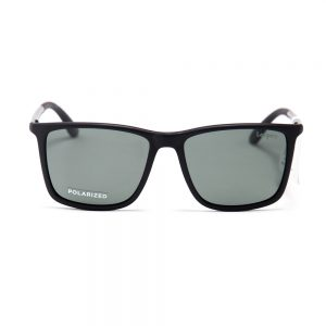 Le Specs Tweedledum Polarised Matte Black Grey Green (1702030)