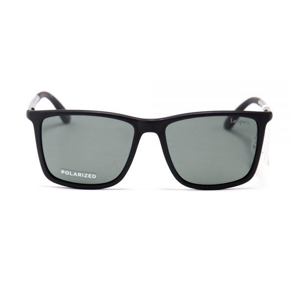 Le Specs Tweedledum Polarised Matte Black Grey Green (1702030)