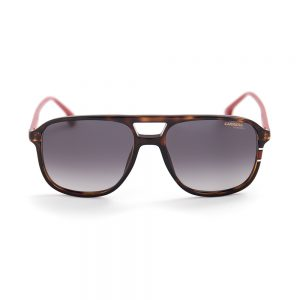 Carrera 173 Dark Havana Red Grey Gradient (173 063)