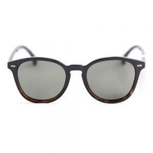 Le Specs Bandwagon Black Tortoiseshell Grey Green (1802194)