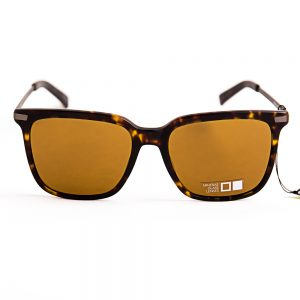Otis Crossroads Matte Dark Tortoiseshell Brown (19-1804)