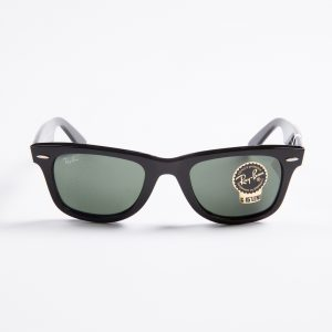 Ray Ban 2140 Original Wayfarer Black Green (2140-901)