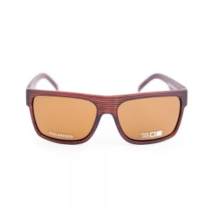 Otis Road Tripping Polarised Woodland Matte Brown Crystal Brown (24-1804P)