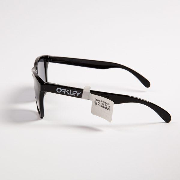 Oakley Frogskins Polished Black Grey (24-306)