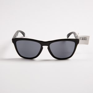 Oakley Frogskins Polished Black Grey (24-306)