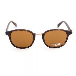 Otis A Day Late Matte Dark Tortoiseshell Crystal Brown (25-1804)