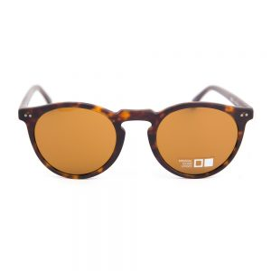 Otis Omar Matte Dark Tortoiseshell Crystal Brown (26-1802)