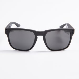 Dragon Monarch Matte black frame with Grey Lens (27075-002)