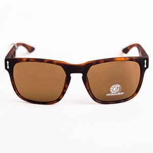 Dragon Monarch Polarised P2 Matte Tort Bronze (30099-245)
