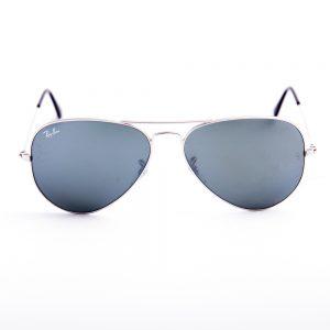 Ray Ban 3025 Aviator Silver Grey Mirror Glass (3025-W3277)