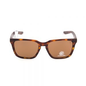 Dragon Baile Polarised Matte Dark Tortoiseshell Brown (35069-245)