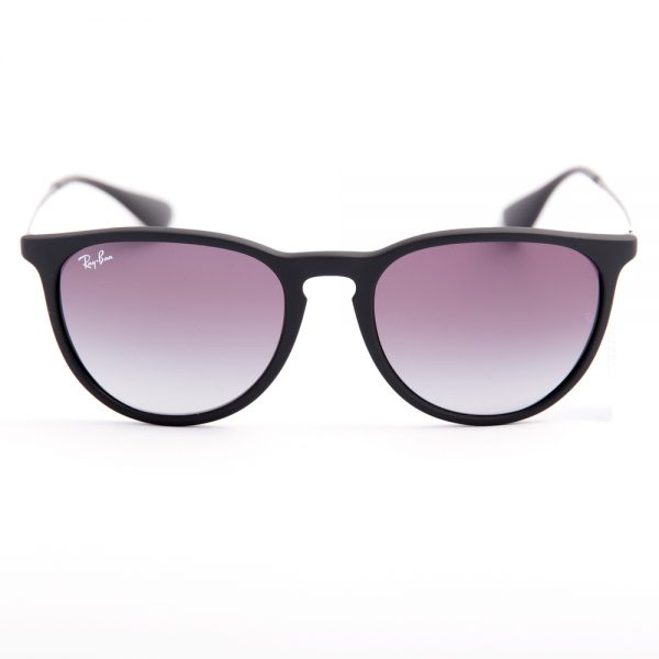 Ray Ban 4171 Erika Rubber Black Grey Gradient (4171-622/8G)