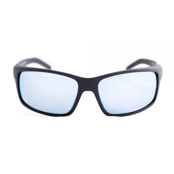 Arnette Fastball Polarised Matte Black Grey Mirror Blue (4202 1/22)