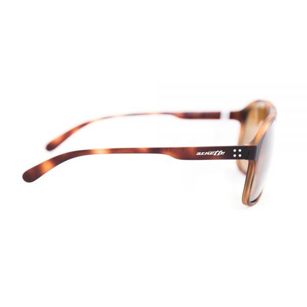 Arnette 50-50 Polarised Rubber Havana Brown (4243 215/283)