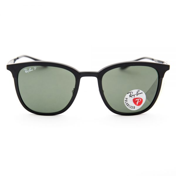 Ray Ban 4278 Polarised Black Matte Black Green (4278 6282/9A)