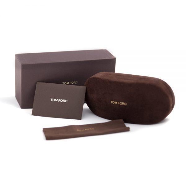 Tom Ford 602 Nicolette Dark Havana Brown Gradient (602 O52)