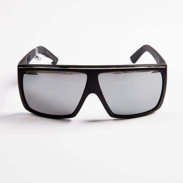Dragon Fame Matte Black frame with Silver Ionised lens (720-2322)