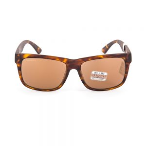 Serengeti Positano Polarised Sanded Dark Tortoiseshell Glass Drivers Gold (8373)