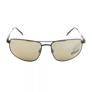 Serengeti Modugno Polarised Satin Black  Glass 555NM (8407)