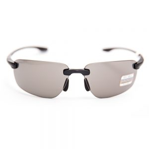 Serengeti Erice Polarised Shiny Black Grey (8504)