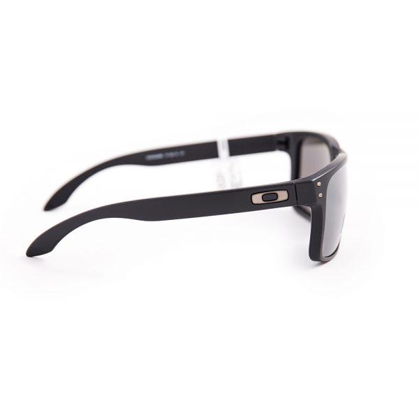 Oakley Holbrook Polarised Matte Black Prizm Black Iridium Lens (9102-D6)