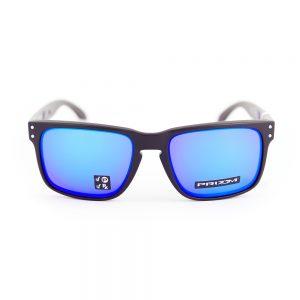 Oakley Holbrook Polarised Matte Black Sapphire Prizm (9102-F0)