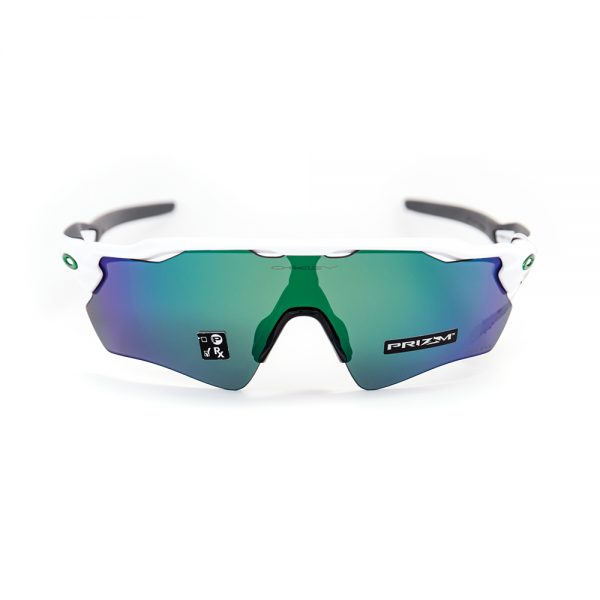Oakley Radar EV Path Polished White Prizm Jade Iridium (9208-71)