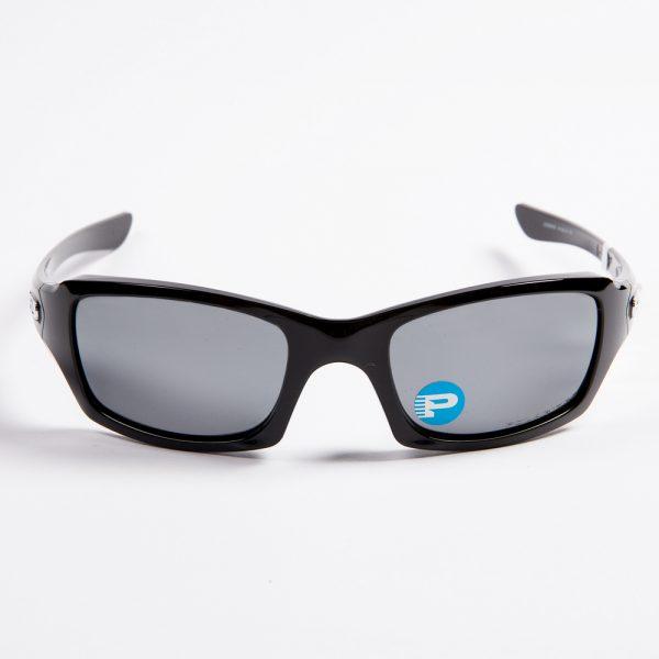 Oakley Fives Squared Polarised Polished Black Iridium (9238-06)