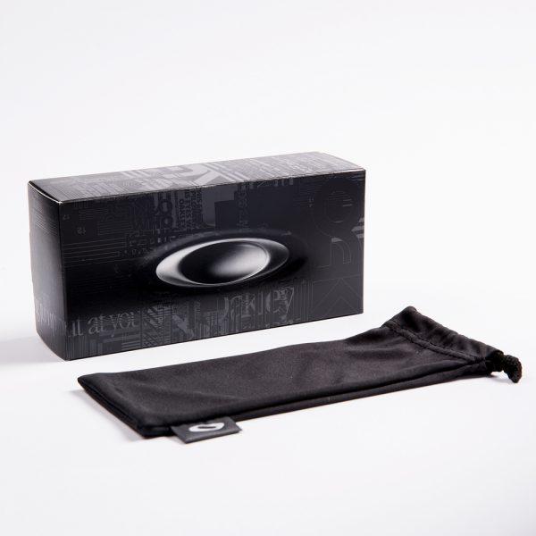 Oakley Turbine Polarised Matte Black Prizm Tungsten (9263-40)