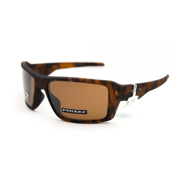 Oakley Double Edge Polarised Matte Tortoise Prizm Tungsten (9380-07)