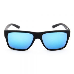 Arnette Reserve Matte Black Blue Mirror (AN4226 01/25)