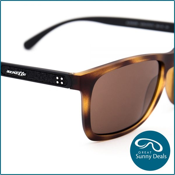 Arnette Burnside Matte Havana Brown (AN4236-237/573)