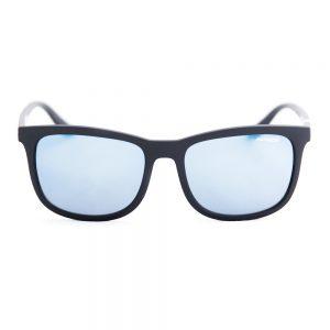 Arnette Chenga Matte Black Blue Mirror (4240 1/55)