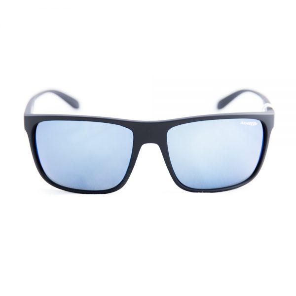 Arnette Bushing Matte Black Blue Mirror (4244 1/55)