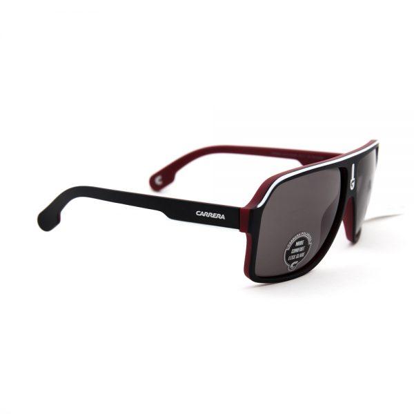 Carrera 1001 Polarised Matte Black Red Grey (BLX)