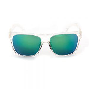 Smith Lowdown Crystal Clear Grey Green Mirror (Lowdown CRA)