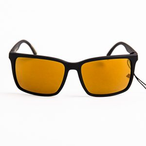 Von Zipper Lesmore Polarised Black Gold Flash Wildlife (SMPLES-PDC)