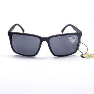 Von Zipper Lesmore Polarised Black Smoke Satin Grey (SMPLES-PSV)