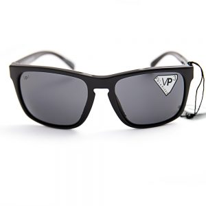 Von Zipper Lomax Polarised Gloss Black Grey (SMPLOM-PBV)