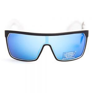 Spy Flynn Matte Black Light Blue Spectra (SPFYWW17L)
