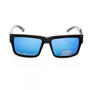 Spy Montana Polarised Gloss Black Blue Spectra (SPMN8S5N)