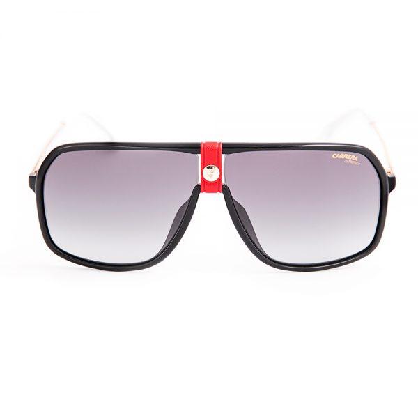 Carrera 1019 Gloss Black Gold Red Grey Gradient (1019 Y11)