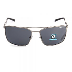 Arnette Mabeoneng Polarised Rubber Gunmetal Grey (3080-70681)