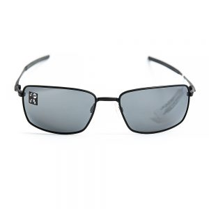 Oakley Square Wire Polarised Matte Black Black Iridium (4075-05)