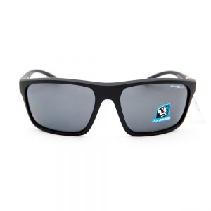 Arnette Sandbank Polarised Matte Black Grey (4229 01/81)